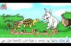 قصة (الأرنب والسلحفاة) ،، و قصة ( الديك الحكيم) الدرس الثاني للصف الثالث