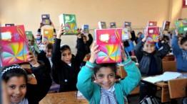 بالتفاصيل: آلية توزيع الكتب المدرسية على الطلاب بمدارس الوكالة