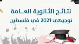 نتائج الثانوية العامة ( الدورة الأولى ) 2021